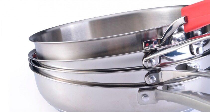 هرچه سریع تر استفاده از ظروف روی را در پخت و پز متوقف کنید