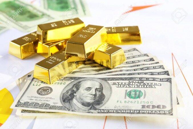 آیا کاهش ارزش دلار باعث افزایش قیمت طلا خواهد شد؟