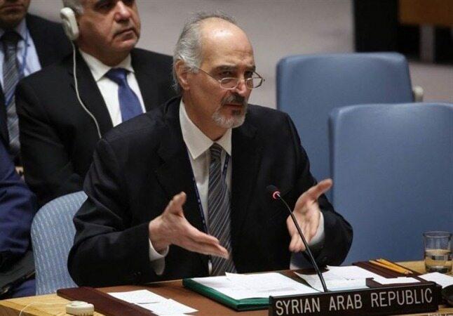 بشار الجعفری: آمریکاییها در سوریه مشغول کشف طلا هستند