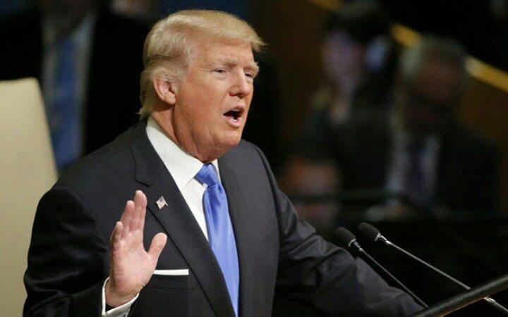 ترامپ: هنوز خیلی مانده تا انتخابات ۲۰۲۰ تمام شود/ نتیجه این انتخابات باید برگردد