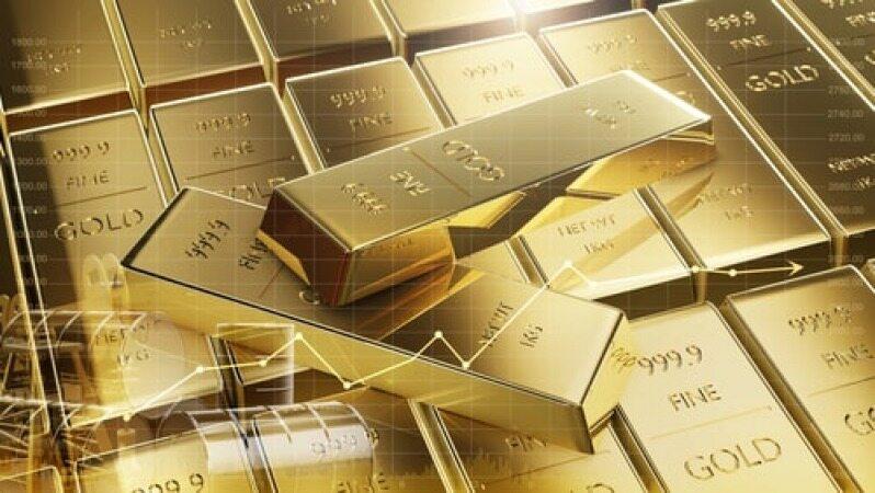 قیمت طلا به طور ناگهانی سقوط کرد