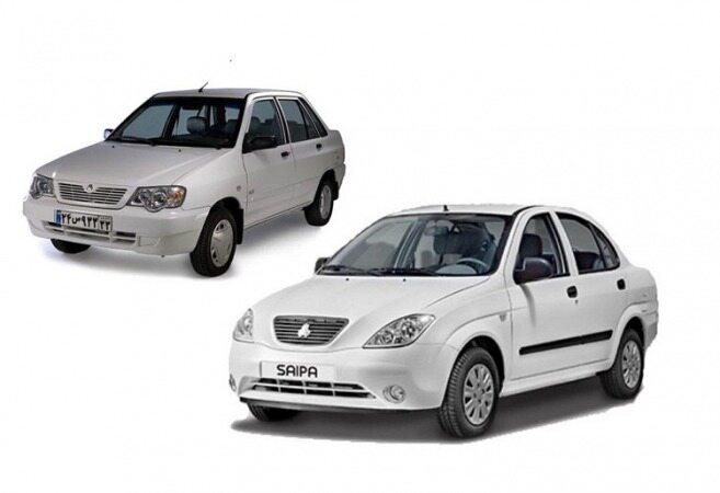 جدیدترین قیمت خودروهای پراید و تیبا /افزایش 2 میلیونی پراید ۱۱۱ SE