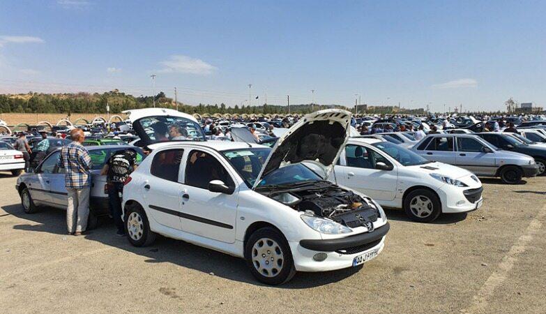 رویداد عجیب در بازار خودروی تهران