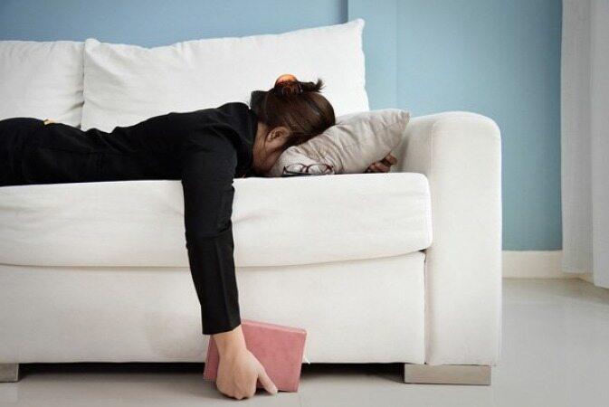 شش دلیل خستگی همیشگی خود را بدانید