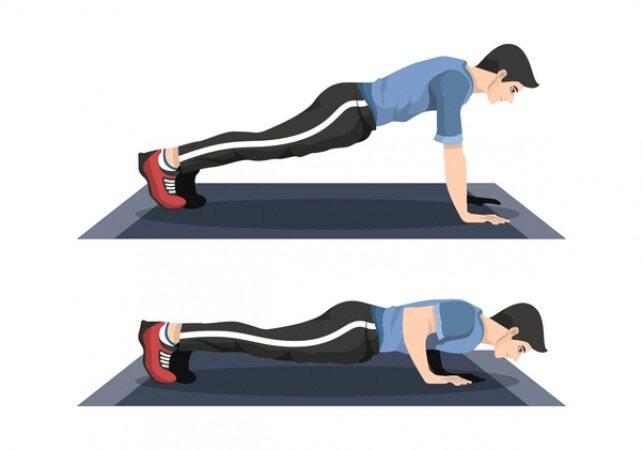 با انجام این 7 حرکت ورزشی یک بدن بسیار جذاب خواهید داشت