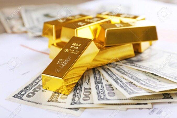 سقوط شدید قیمت طلا و دلار ادامه دارد