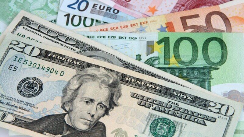 دومین قیمت دلار و یورو در صرافی ملی/جزییات نرخ رسمی ۲۴ ارز