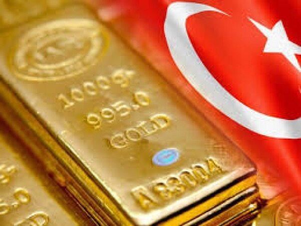 ترکیه بیش از ۱۰۰ تن طلا در سال تولید می کند!
