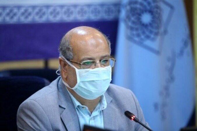 زالی از شناسایی ۷ مورد کرونای انگلیسی در تهران خبر داد