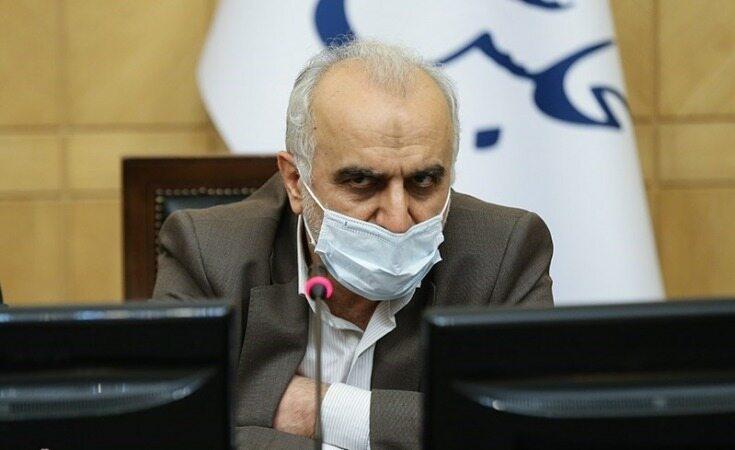 وزیر اقتصاد برای توضیح درباره بورس به مجلس نیامد