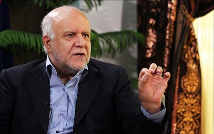 حمله تند زنگنه به منتقدان وزارت نفت+فیلم