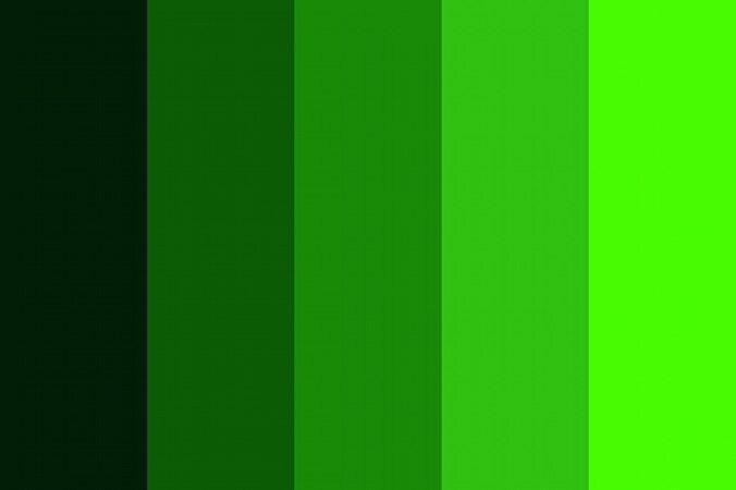 راز و رمزهایی از رنگ سبز در روانشناسی