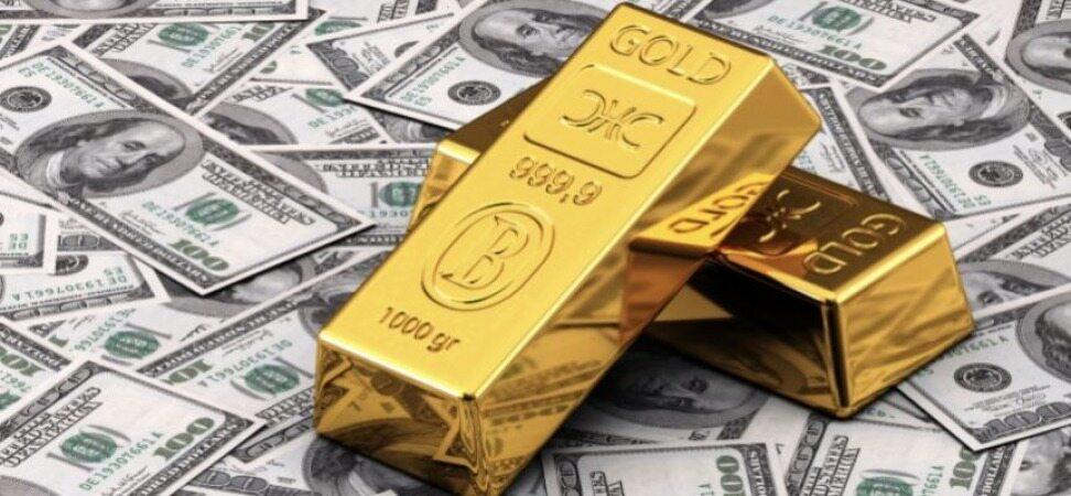 انس طلا صعودی شد، سکه و دلار سقوط کردند
