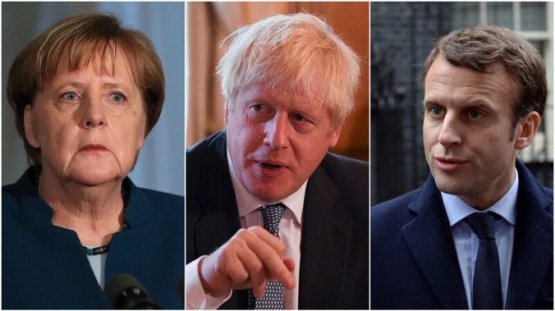 بیانیه سه کشور اروپایی پس از عقبنشینی از قطعنامه ضد ایرانی