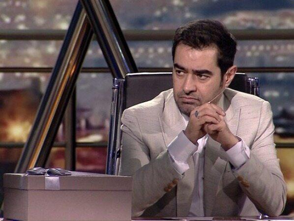 داستان ممنوع الکاری شهاب حسینی