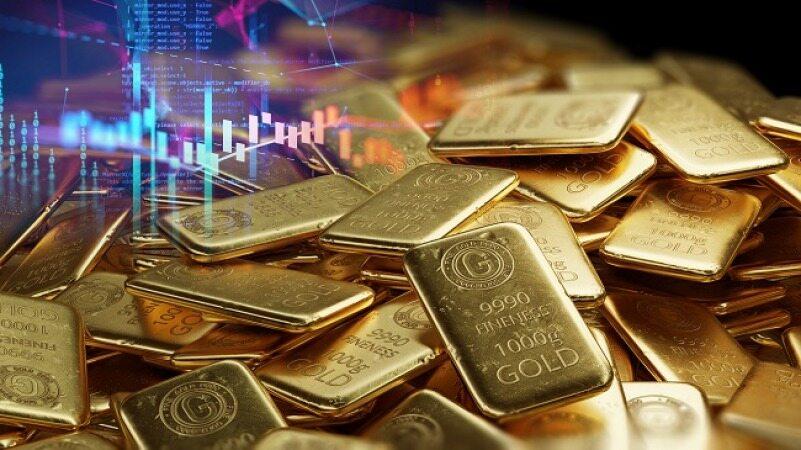 ریزش بیش از انتظار طلای جهانی