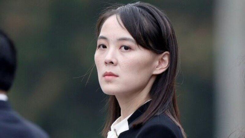 هشدار خواهر رهبر کرهشمالی به دولت بایدن
