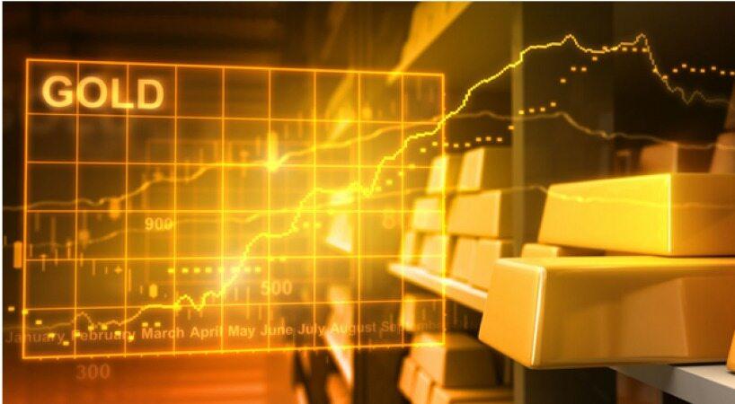تحلیل قیمت جهانی طلا اول فروردین 1400