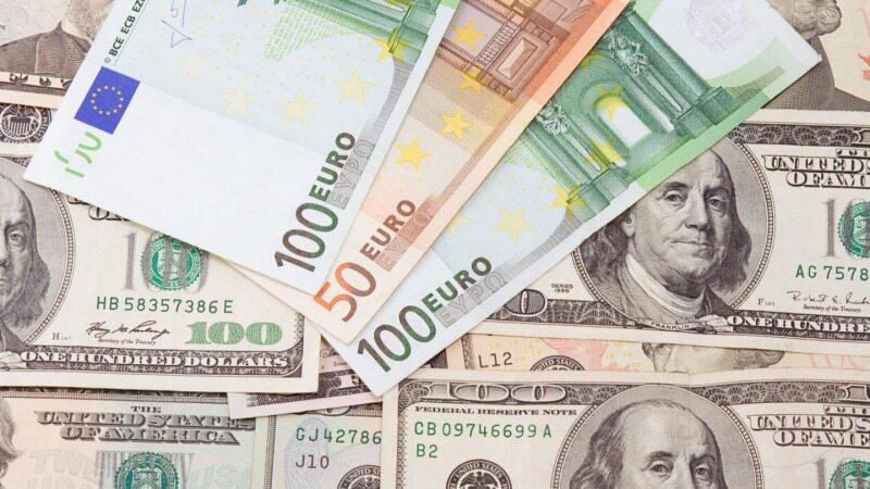 صعود قدرتمند دلار و یورو در بازار و صرافی ملی