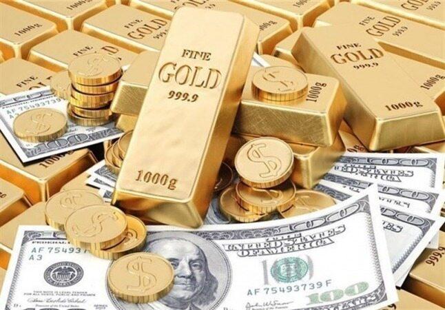 طلا اندکی سود می بیند