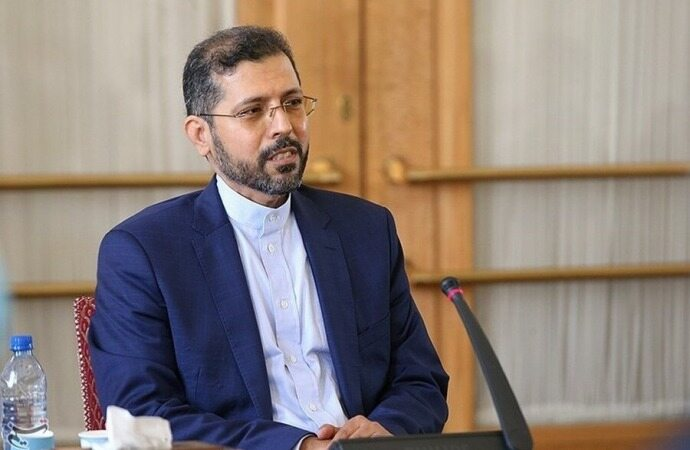 پست اینستاگرامی سخنگوی وزارت امور خارجه در خصوص سند ۲۵ ساله ایران وچین