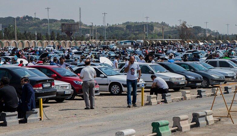 قیمت خودرو به بالاترین حد خود از ابتدای سال جاری رسید+قیمت