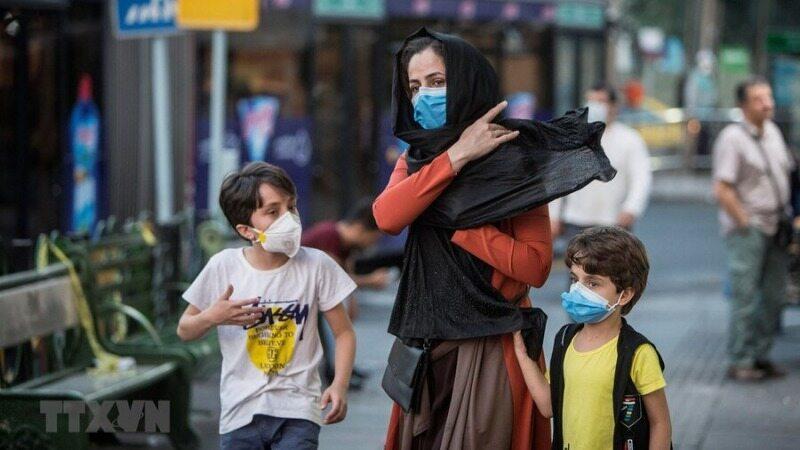 کرونا در ایران 20 فروردین 1400