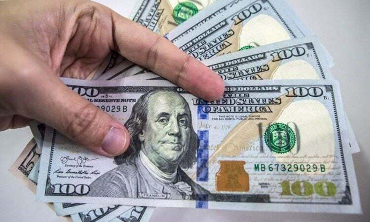 قیمت دلار به بالا ترین سطح در طول هفته گذشته رسید