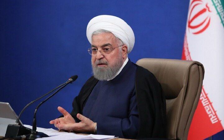پاسخ روحانی به وزیر بهداشت: الان وقت شعار نیست