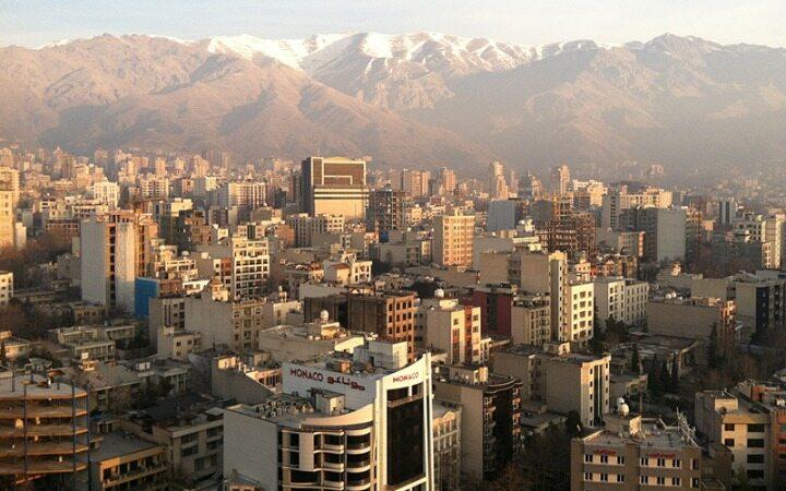 قیمت مسکن کاهش یافت/قیمت روزانه آپارتمان در تهران