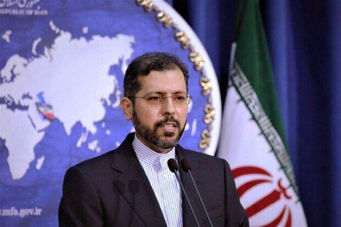 ایران از گفتوگو با عربستان سعودی استقبال میکند