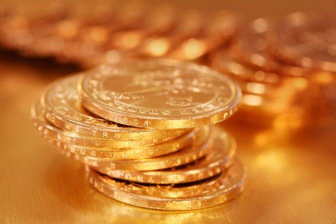 افزایش قیمت طلا همراه با باز شدن بازار