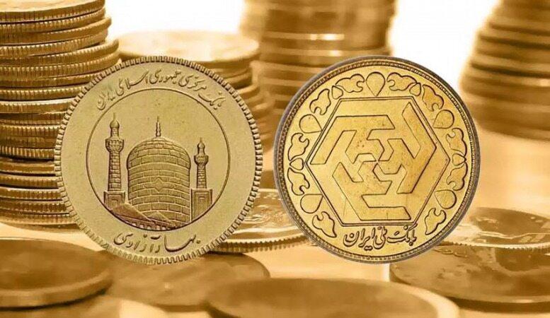 قیمت طلا و سکه صعودی شد