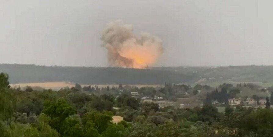 وقوع انفجار مهیب در مرکز صنایع نظامی رژیم صهیونیستی