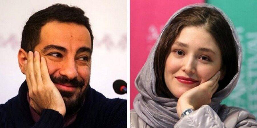 نوید محمدزاده و فرشته حسینی ازدواج کردند؟!
