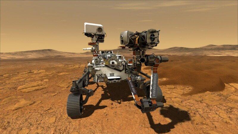 موفقیت بزرگ ناسا در استخراج اکسیژن از جو مریخ