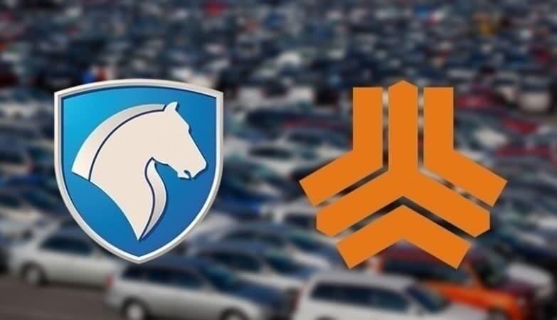قیمت محصولات سایپا و ایران خودرو 13 اردیبهشت 1400
