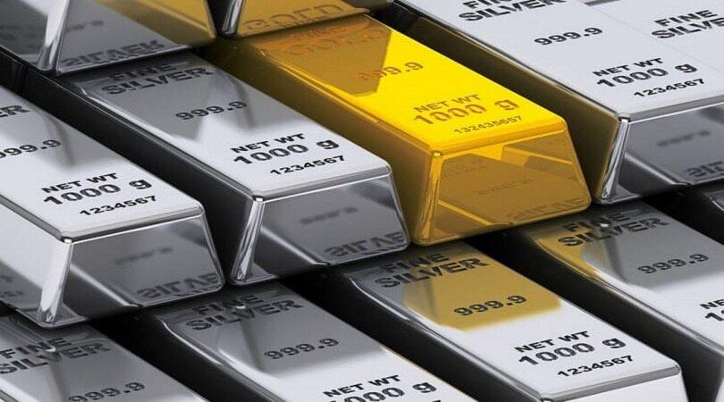 صعود قدرتمند قیمت طلا و نقره در بازار