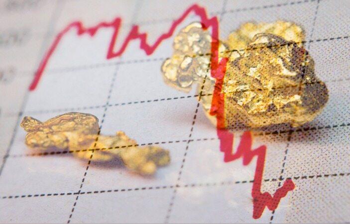 قیمت طلا در حال بازپس گرفتن ریزش های اخیر خود
