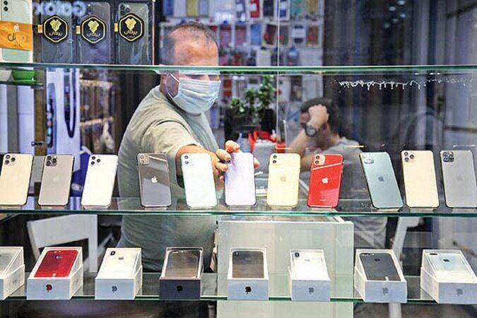 شروع ریزش قیمت ها در بازار موبایل+جدول