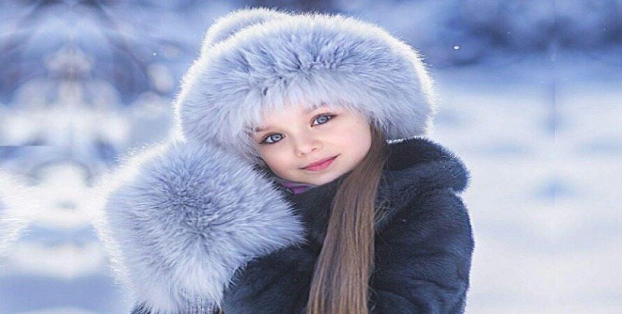زیبا ترین دختر بچه های جهان که طرفداران بسیاری دارند