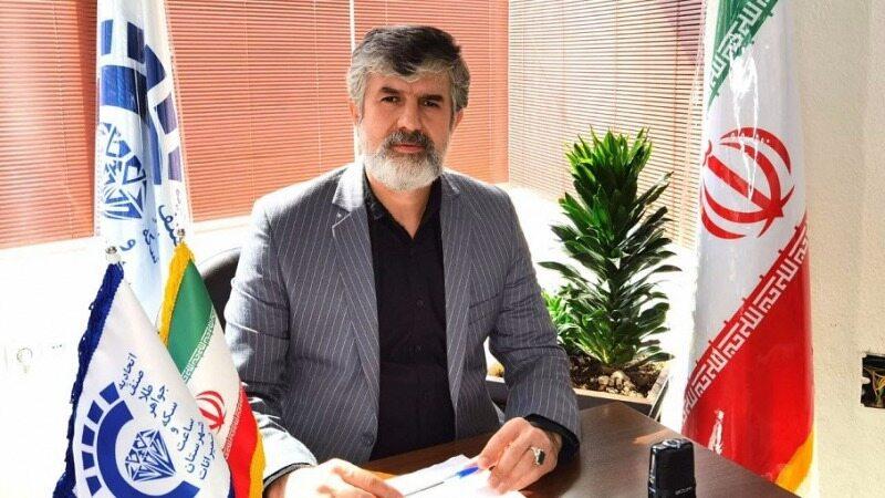 رییس اتحادیه طلا و جواهر شمیرانات