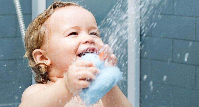 به یک عمر اشتباه حمام کردن خود پایان دهید