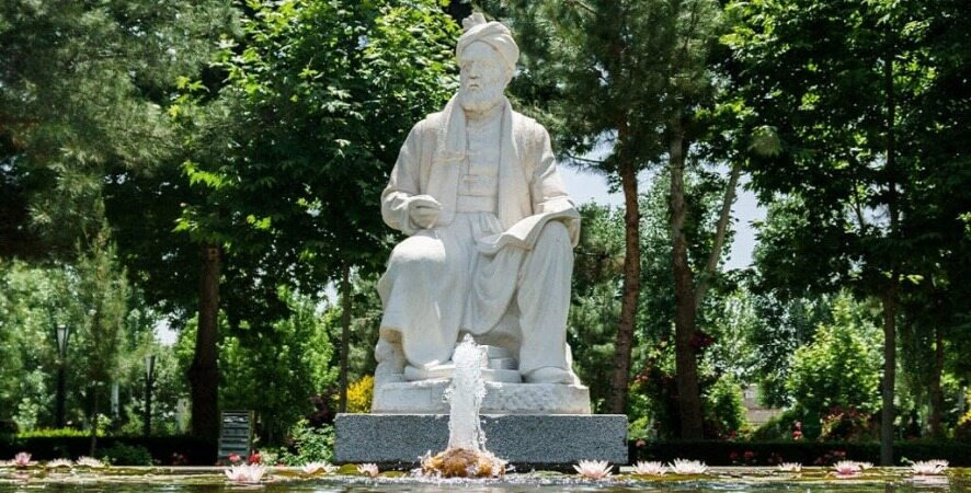 4 مجسمه و نماد معروف از مفاخر و بزرگان ایران در کشورهای خارجی