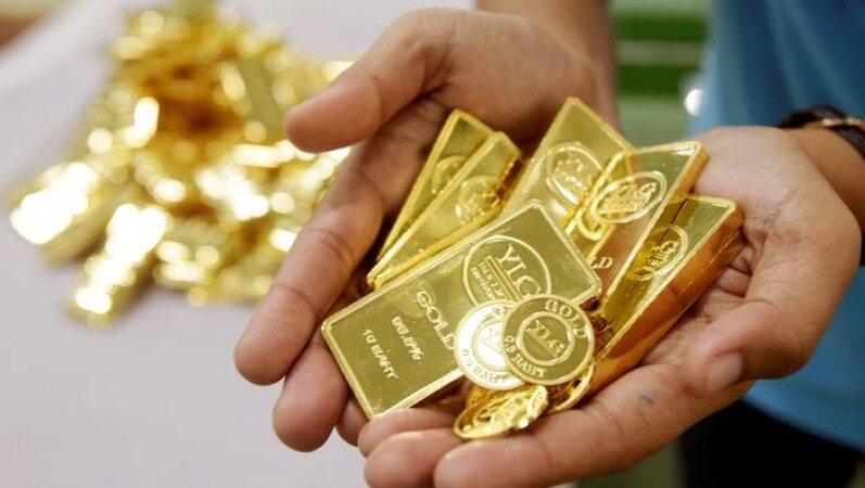 قیمت طلا همچنان در مسیر کاهشی