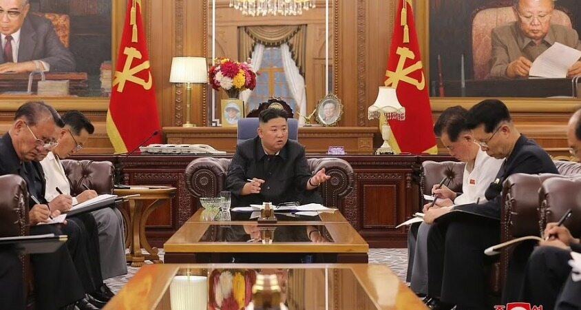 لاغر شدن کیم جونگ اون خبرساز شد؟+تصاویر