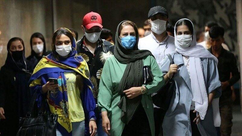 جدیدترین آمار کرونا  21 خرداد/شناسایی ۹۹۶۶ مبتلای جدید در کشور