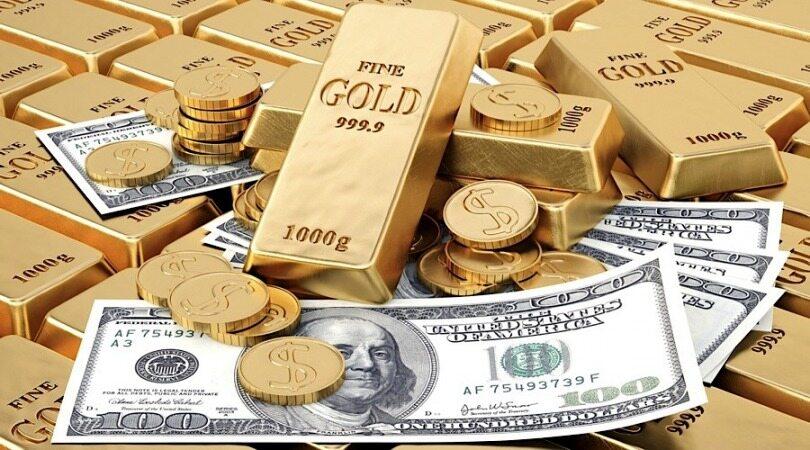 قیمت طلا و دلار روند نزولی به خود گرفت + گزارش روزانه قیمت ها
