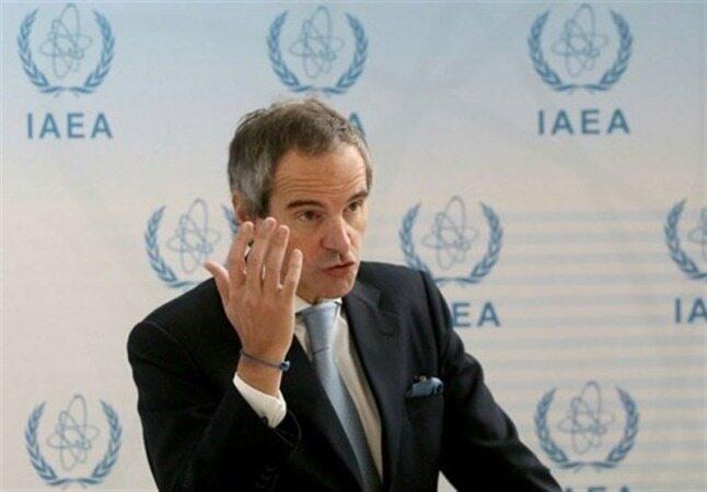 گروسی: آژانس بدون توافق با تهران یک کور سرگردان است