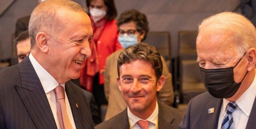 اردوغان: در دیدار با بایدن بر مواضع ترکیه درباره «اف-35» و «اس-400» تاکید کردم
